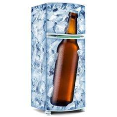 Envelopamento de Geladeira Toda Cerveja no Gelo