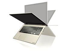 Notebook convertibile Toshiba