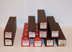 Lot of 10  QRS Vintage Player Piano Word Rolls / Hello Dolly / Tico Tico & More #QRS