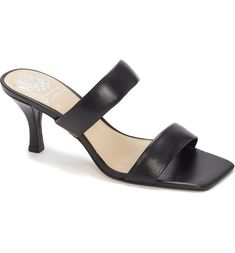 Free shipping and returns on Aslee Two Strap Slide Sandal at Nordstrom.com. Comfort meets chic on this sunny-day sandal designed with padded straps and a walkable heel.