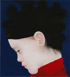 untitled (605817), 65x60 cm, 2008, rebel and saint (2008)