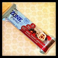 ZonePerfect® Greek Yogurt Bars Review @Influenster