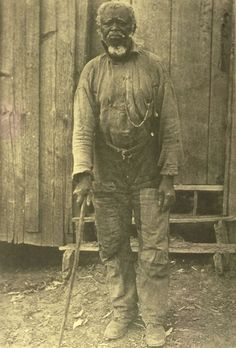 39 Uncle Charlie 39 Richmond 1825 1910 The Last Ex Slave Of
