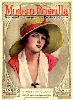 Modern Priscilla 1920