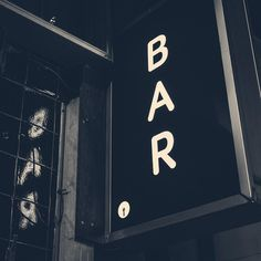 #BAR #minimal #lightbox for @btwldn #sign #graphicDesign #DavidMatosDesigner by _shutupandance