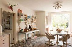 Decorar con muebles viejos: fotos ideas DIY - Habitación decorada con muebles viejos