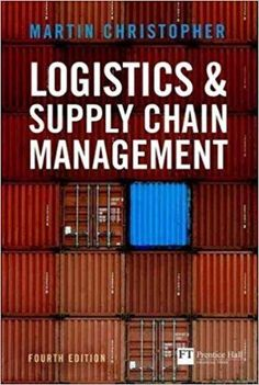(Logistics & Supply Chain Management) By Christopher, Martin (Author) Hardcover on (12 , 2010)
