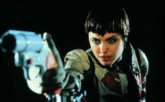 Hackers (1995) | Angelina Jolie Looks Back On The Roles That Made Her Puke, Cry, And Fall In Love