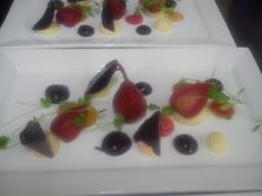 textures and flavours of beetroot
