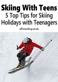 How to keep your teens happy on a family skiing holiday now that they are too old for the kids club! Family Ski Holidays, Family Days Out, Top Ski, Best Skis, Ski Vacation, Family Movies, Teenager, Parenting Teens, Family Adventure