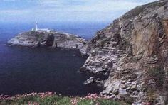where i was born    The Isle of Anglesey.