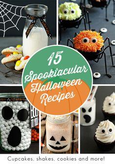 15 Spooktacular Halloween Recipes
