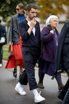 Paris Women's Fashion Week SS18: the strongest street style | British GQ