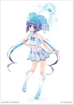 Aoki Lapis Vocaloid