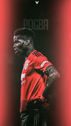 Manchester United | Pogba Best Football Players, Football Is Life, Nike Football, Soccer Players, Manchester United Wallpaper, Manchester United Legends, Manchester United Players, Pogba Wallpapers, English Football Teams