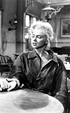 """Marilyn, """"The River of No Return"""" ~ 1953"""