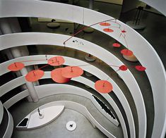 Alexander Calder. Red Lily Pads (Nénuphars rouges), 1956. © 2007 Calder Foundation, New York/Artists Rights Society (ARS), New York. Photo: David Heald