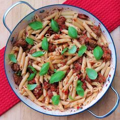 Sundried tomato pesto adds tang to traditional basil pesto. Mix the flavorful paste with penne pasta and spicy sausage for a quick weeknight dinner. Everyone will be happy when this dish comes to t...