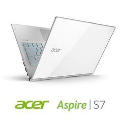 Acer Aspire S7-392-6832 13.3-Inch Touchscreen Ultrabook (Crystal White) - http://buylaptopsonline.bgmao.com/acer-aspire-s7-392-6832-13-3-inch-touchscreen-ultrabook-crystal-white