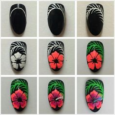 Tropical tutorial nails http://sulia.com/my_thoughts/0c0e6d5f-4135-41ce-a2b0-70cc0a54d219/?source=pin&action=share&btn=small&form_factor=desktop&pinner=125515443