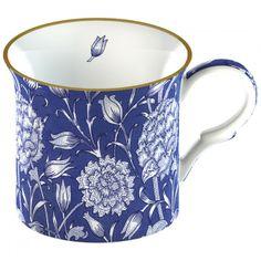 William Morris mug, V&A