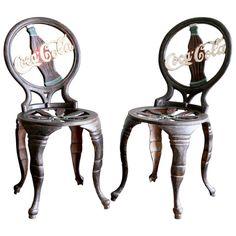 Coca-Cola Chairs