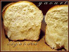 Brioche légère au yaourt