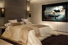 Dormitorio de Marisa Fuertes para Casa Decor edición Madrid 2008.