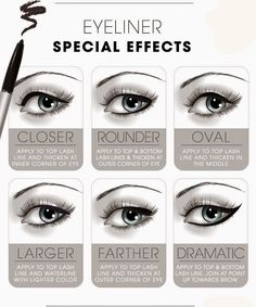 Special Eyeliner Effects |Fashion and beauty magazine