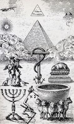High Degree Symbols From the book The Freemason