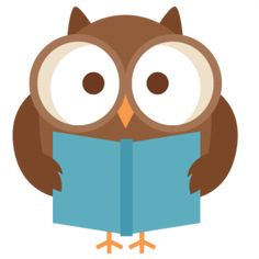 reading clipart google search library clipart pinterest rh pinterest com owl reading clipart free