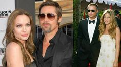 Brad Pitt And Jennifer Aniston's Relationship : 7 Things You Didn't Know.