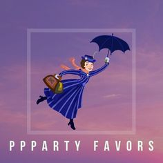 Practically Perfect Party Favors by PPPartyFavors on Etsy
