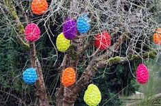 thorn tree decorations - Google Search