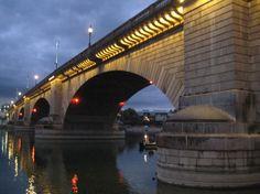 London Bridge, Lake Havasu City.