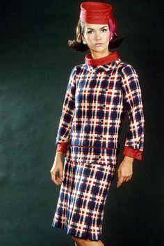 Model in Chanel, 1960s