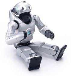 Qrio - Sony's Amazing Humanoid Robot. Robot Illustration, Illustrations, Real Robots, Humanoid Robot, I Robot, Sony, Engineering, Technology, Robotics