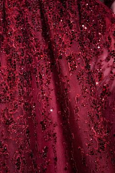 Red | Rosso | Rouge | Rojo | Rød | 赤 | Vermelho | Maroon | Ruby | Elie Saab at Couture Fall 2013 (Details)