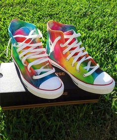 Hey, I found this really awesome Etsy listing at http://www.etsy.com/listing/123851835/tie-dye-converse