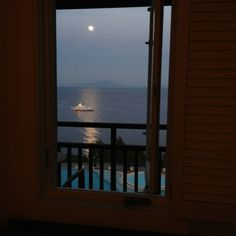 Full moon in bodrum