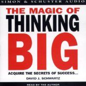 Millions of people throughout the world have improved their lives using The Magic of Thinking Big. Dr. David J. Schwartz, long regarded as one of the foremost experts on motivation, will help you sell better, manage better, earn more money, and - most important of all - find greater happiness and peace of mind.