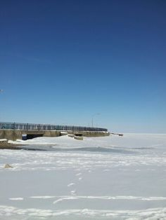 Feb. 2014  frozen solid