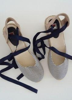 Kaufe meinen Artikel bei #Kleiderkreisel… #fashion #shoes #espadrilles Zara, Nike, Espadrilles, Outfits, Shoes, Fashion, Spinning Top, Ladies Shoes, Sandals