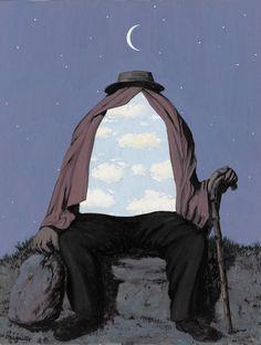 Le thérapeute (1962) - René Magritte