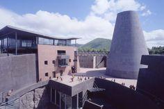 Vulcania Museum | Saint Ours Les Roches, Auvergne, France | Hans Hollein (2002)