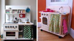 cocinas infantiles DIY 1
