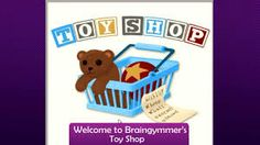 Do you keep on forgetting important stuff? Train your memory with Toy Shop! At BrainGymmer! Brain Training Games, Brain Games, Some Games, Toys Shop, Improve Yourself, Memories, Shopping, Memoirs, Mind Games