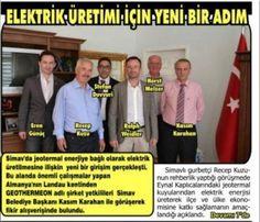 Consulting works from 2014 in Simav, Kutahya, Turkey