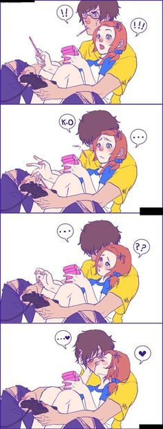 How Gamer Couples Get It On... GagznLolz