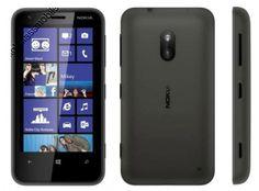 Nokia Lumia 620 Telus Black Excellent Condition Clean IMEI